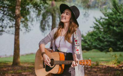 為 Sam Smith, Air Supply 開場 ,專訪 ANDREAH 18 歲新加坡創作歌手