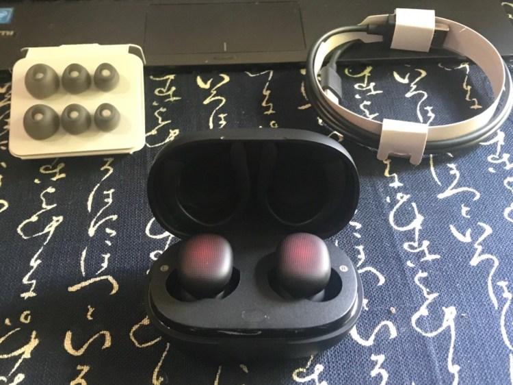 Amazfit PowerBuds 藍牙耳機開箱,超穩定運動藍牙心率監測耳機 8
