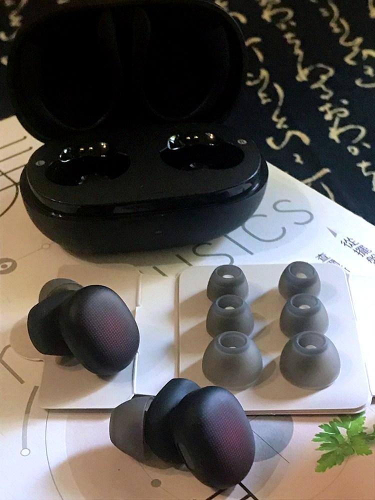 Amazfit PowerBuds 藍牙耳機開箱,超穩定運動藍牙心率監測耳機 4