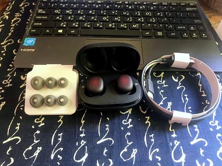 Amazfit PowerBuds 藍牙耳機開箱,超穩定運動藍牙心率監測耳機 12
