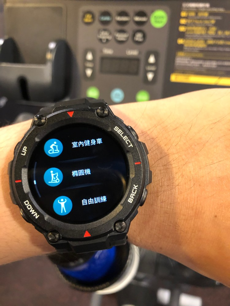 Amazfit T-Rex 超高性能、性價比智慧型手錶開箱!2020 就是它了 13