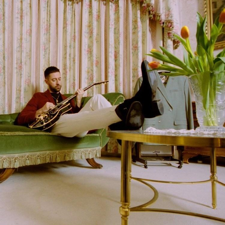 Bruno Major: To Let A Good Thing Die,和煦的吉他聲譜出生命的每一個瞬間