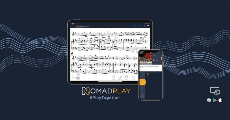 NomadPlay 與全球頂尖古典音樂家一同排練,無時無刻甚麼樂器合奏都有趣 12