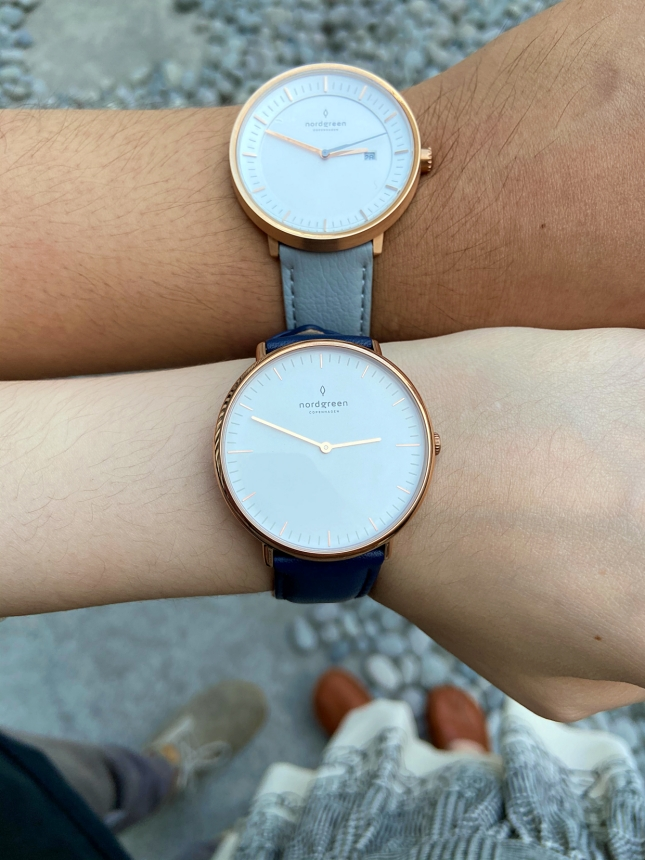 Nordgreen Native 手錶開箱,一起來買錶投身公益吧! 10