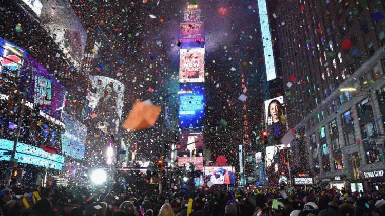 美國紐約時代廣場跨年線上看&Dick Clark's New Year's Rockin' Eve 演出名單