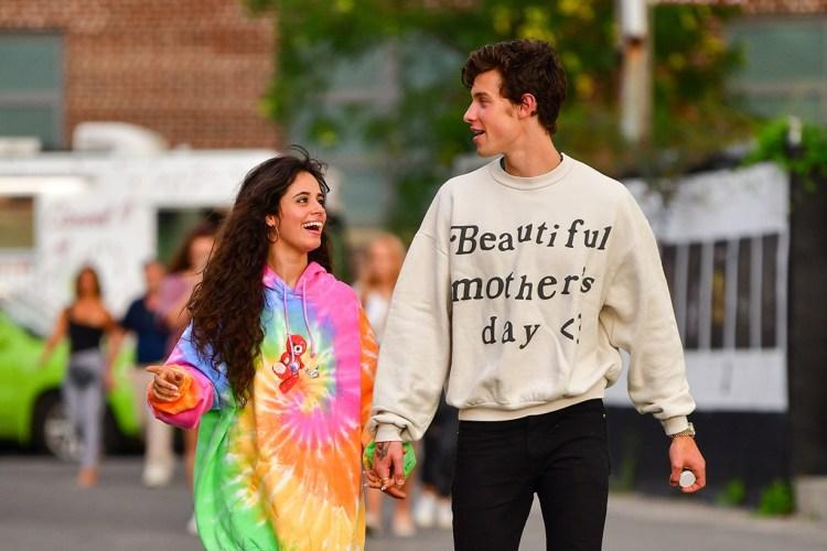 Shawn Mendes 表示已經和 Camila 談過「訂婚」相關事情