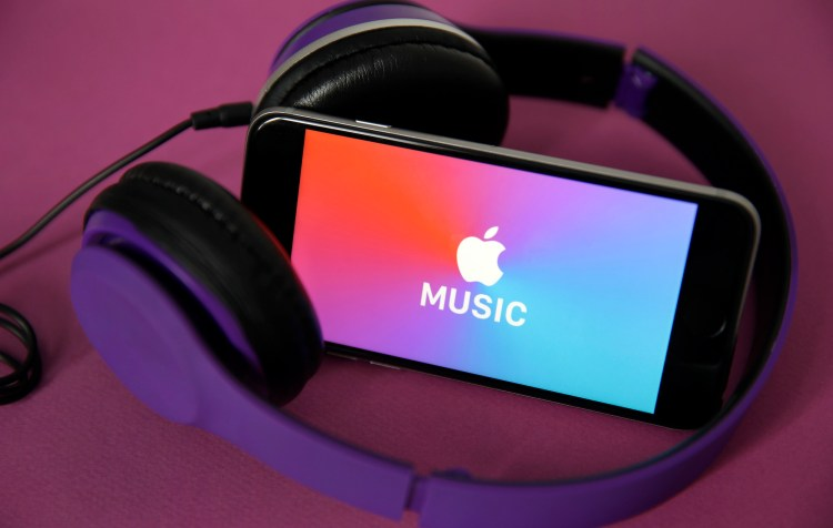 Apple Music 聲明公布平均每次串流將支付音樂人一分美元,為 Spotify 的兩倍! 2