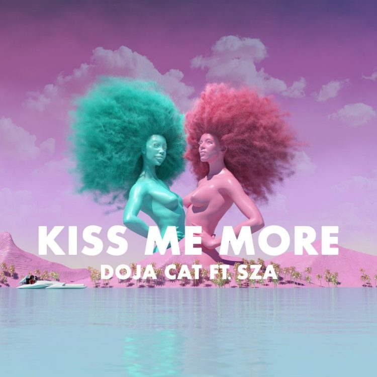 單曲樂評/Doja Cat ft. SZA - Kiss Me More 9