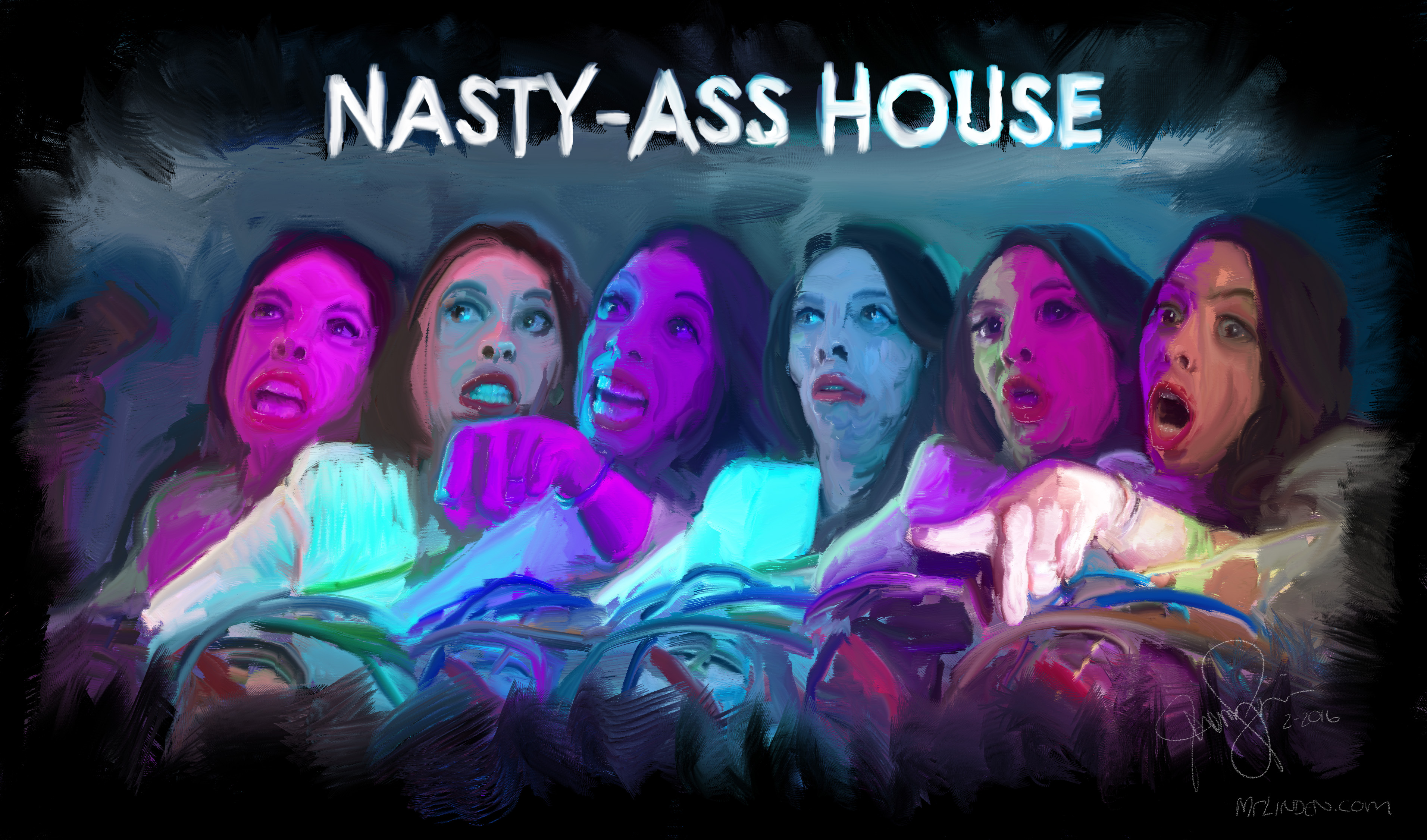 House of Linden volume 5 – Nasty-Ass House
