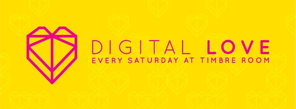 Digital Love -Saturday July 23rd