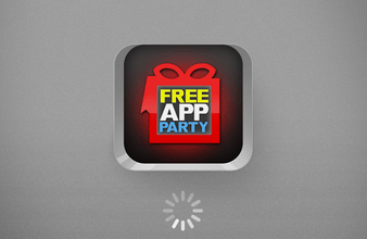 輕鬆賺itunes giftcard的APP「Freeappparty」