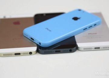 正品iPhone5S、iPhone5C、iPhone5外觀大PK