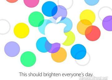 來了!蘋果發表會將於9/10舉行,iOS7即將開放下載