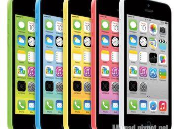 iPhone 5S、5C 台灣將在第二波10月25日開始開賣