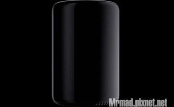 2013新版Mac Pro有多大?就讓其它物品來做比較