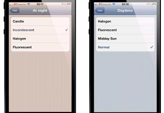 [Cydia for iOS7~iOS9]保護眼睛調整iPhone、iPad色溫工具「f.lux」(中文化)