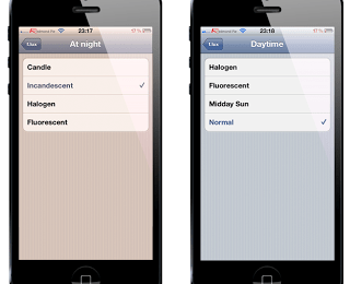 [Cydia for iOS]保護眼睛調整iPhone、iPad色溫工具「f.lux」(中文化)