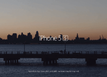 Apple iPhone 5s 最新史丹利盃決賽電視廣告「Strength」力量