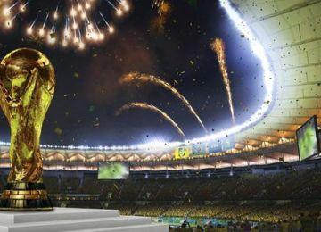 2014年巴西世界盃足球賽電視廣告、音樂全收錄