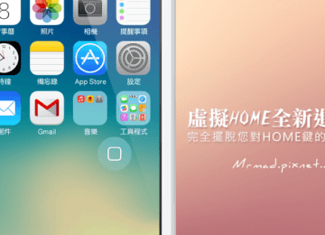 [Cydia for iOS7.1.x] 「vHome」虛擬HOME鍵全新進化