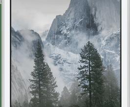 [桌布分享]MAC OS X 10.10 Yosemite桌布下載