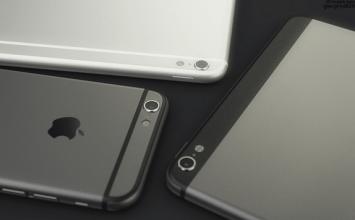 當iPhone6外型設計變成iPad會是怎樣呢?