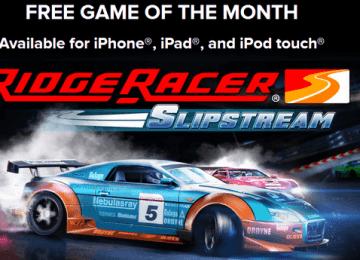 [限時免費]趕緊來搶iOS遊戲「Ridge Racer Slipstream」iGN免費下載代碼