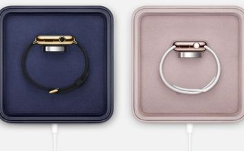 [DIY教學]自製窮人版的18K金Apple Watch Edition磁力充電盒