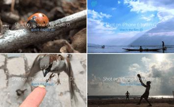 Apple推出7部透過iPhone6/6Plus所拍攝短片廣告