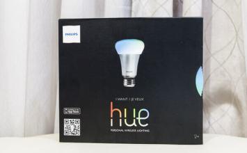 [開箱]飛利浦hue連網智慧燈泡:多樣App讓你輕鬆在家享樂
