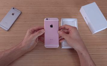 林志穎太慢了!最新iPhone6s粉紅版遭山寨開箱