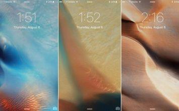 [桌布分享]免費搶先下載iOS9 beta5最新桌布