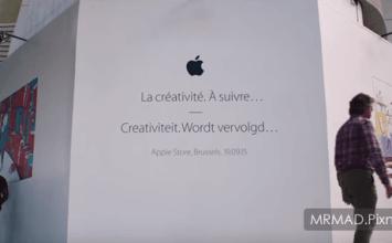 Apple Store 直營店將於歐洲漫畫首都「布魯塞爾」開幕