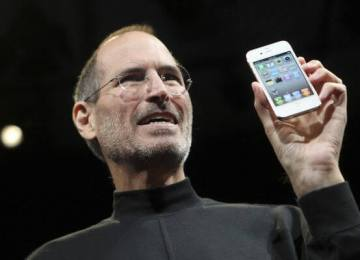 告別賈伯斯時代!摧毀30隻賈伯斯生前最完美的 iPhone4s 遺作