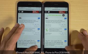 解密!iPhone6s內建2GB RAM到底有什麼不一樣?