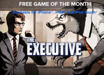 [iPhone/iPad限時免費]iGN免費下載代碼:2D動作遊戲「The Executive」