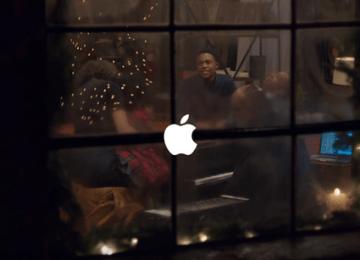 Apple推出2015年末聖誕節廣告Someday At Christmas!呼籲世界不要有戰爭