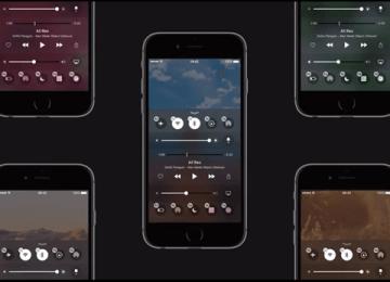 國外設計師Sam Beckett替iOS 10推出了全新多功能3D Touch概念影片