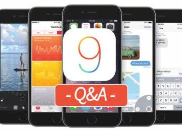 [Q&A]iOS9/iPhone6/iPhone6s 各種升級、怪事、更新問題一籮筐之解決方法