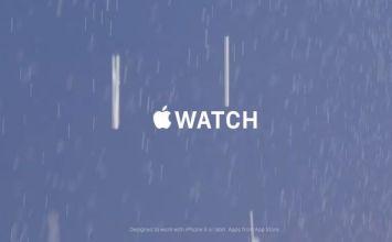 讓你看見Apple Watch神奇功能!蘋果一口氣放出八支Apple Watch電視廣告