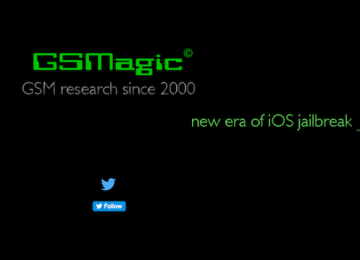 iOS9.3.3越獄有望?GSMagic Team越獄團隊官方網站已經上線!