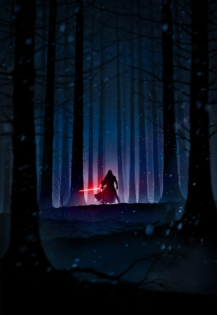 Star-Wars-iPhone-Wallpaper-The-Force-Unleashed-Kylo-Ren-Marko-Manev-Color-705x1024