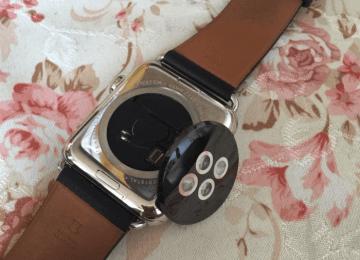 Apple Watch 第一代背蓋脫離瑕疵問題,蘋果可提供延長三年免費維修