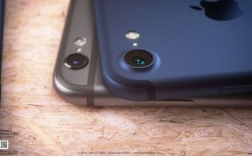 原來iPhone7深藍色就是長這樣!你是否會買單?