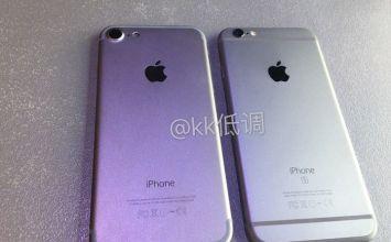 iPhone7模型真機曝光!搶先看iPhone7與iPhone6s外觀差異比較