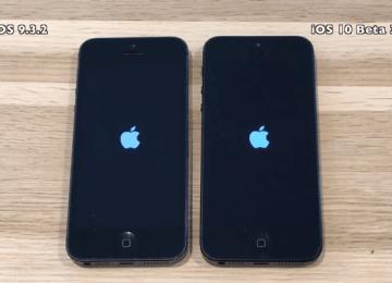 iPhone5適合升級iOS10嗎?實際測試與iOS9.3.2運行速度差異