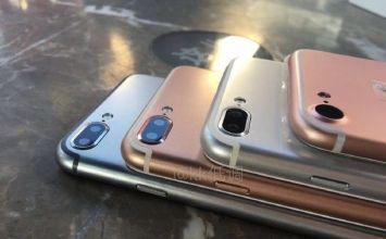 最新iPhone7 Plus雙鏡頭洩密照曝光!似乎很強大