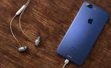 iPhone7 Plus深藍色實體模型機曝光了!超有質感