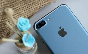 iPhone7 深藍色工程機曝光?!整體質感真的提升不少