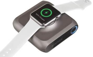Kanex推出首款Apple Watch MFi認證GoPower Watch行動電源
